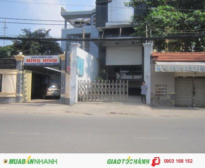Bán nhà MT Vạn Kiếp, Phường 3, quận Bình Thạnh