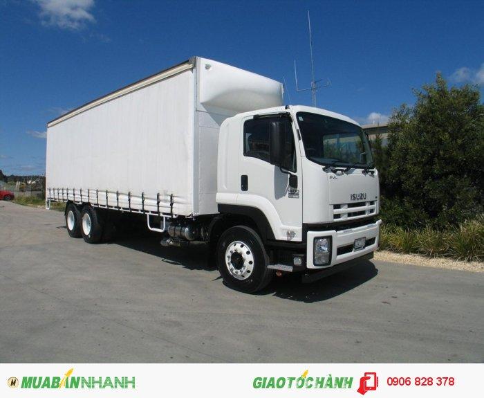 Bán Xe tải ISUZU 3Chân, 16 tấn trả góp lãi suất thấp