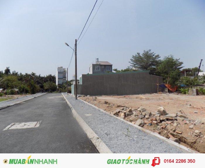 Bán đất xây dựng ngay tại đường số 6, HBP, Thủ Đức(kế công ty Cân Nhơn Hòa- QL. 13) đã có SH