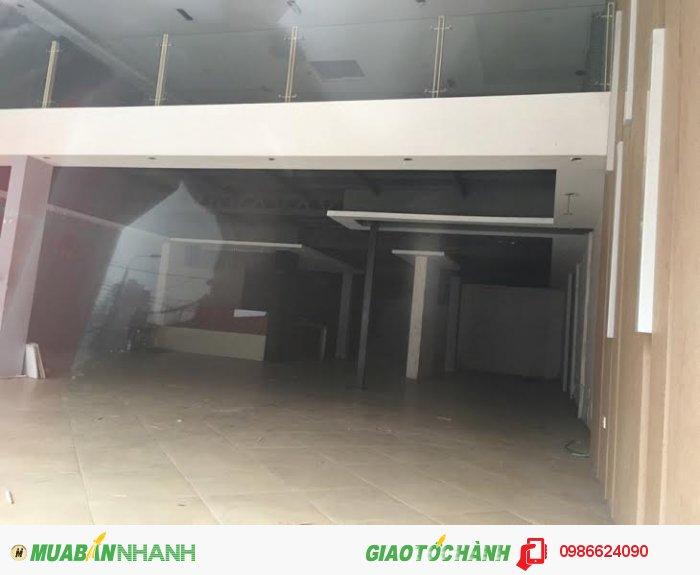 Cho thuê nhà mặt tiền rộng 10m, TRƯỜNG CHINH, Thanh Xuân, 560m2, ô tô đỗ cửa,8000usd/th,