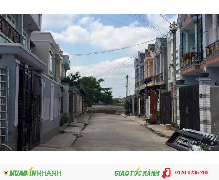 Bán nhà đường Phan Văn Đối 1 lầu 1 trệt, bao công chứng sang tên