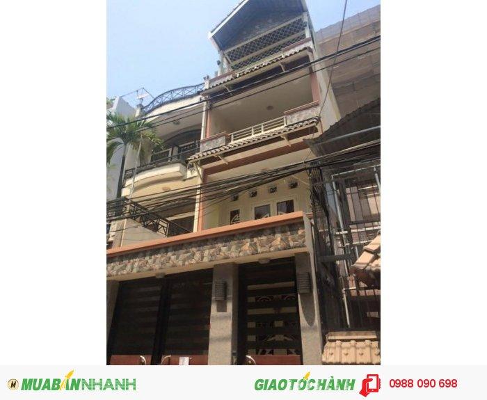 Bán gấp nhà HXH 6m Hồng Hà, P.2, Tân Bình. DT 4x16.5m
