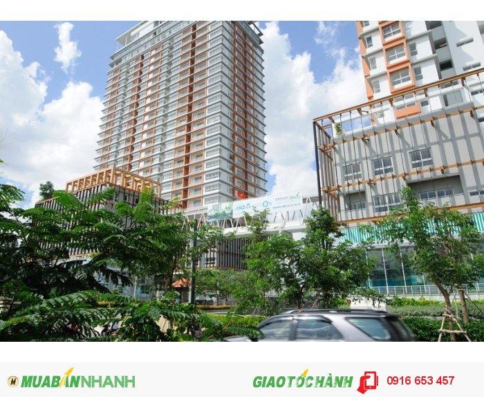 Căn hộ MT Nguyễn Hữu Thọ 2PN/396 triệu