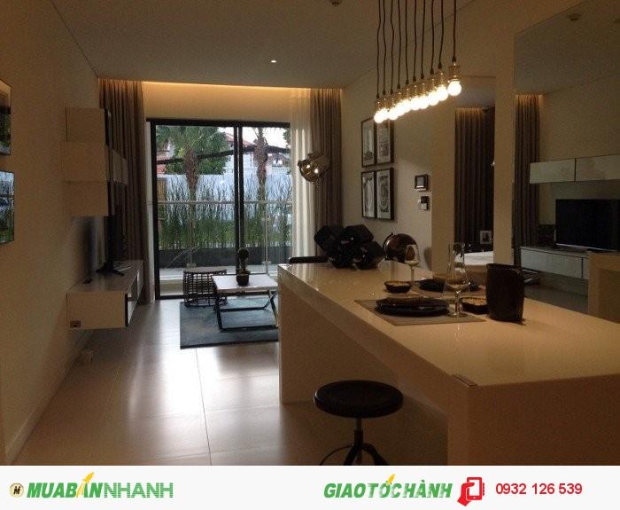 Bán căn hộ Sudio 49 m2 Gateway Thảo Điền quận 2