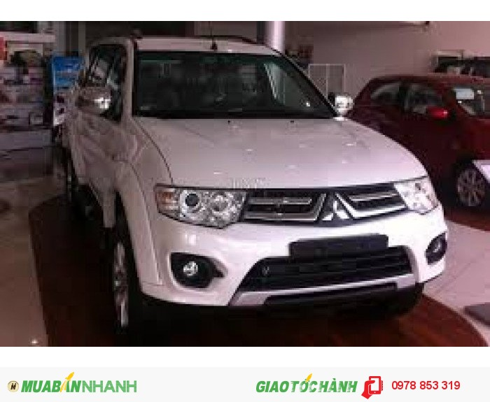 Bán xe Pajero Sport 4x4AT