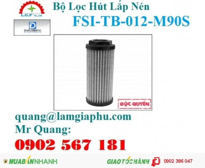 Bộ Lọc Hút Lắp Nén Duplomatic FSI-TB-300-M90S