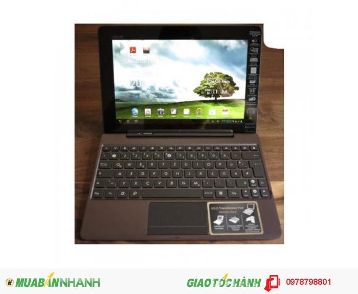 Máy tính bảng ASUS TRANSFORMER PAD INFINITY TF700T-B1-GR 10.1-Inch Tablet (Gray) 2012 Model
