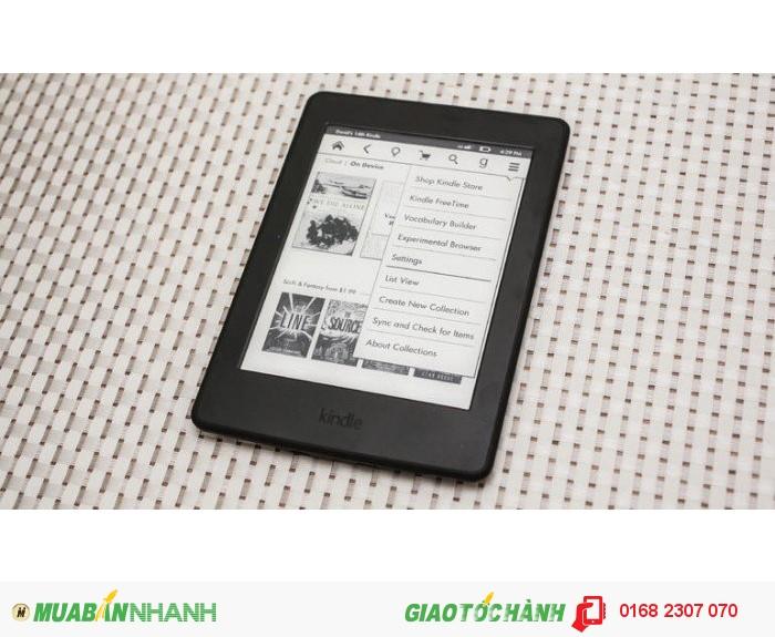 Máy đọc sách Kindle Paperwhite 2015
