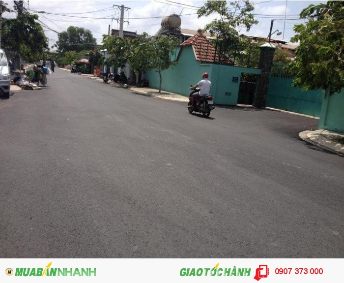 Bán đất 2 mặt tiền Vườn Lài, phường An Phú Đông, quận 12, Tp.HCM