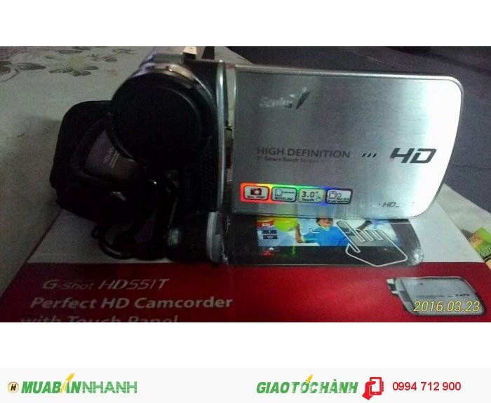 Máy quay phim mini HD Genius HD551T