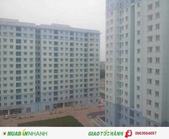 Chính chủ bán căn hộ 70m2 ở CT1C Thành phố Giao Lưu giá 20.5tr/m2