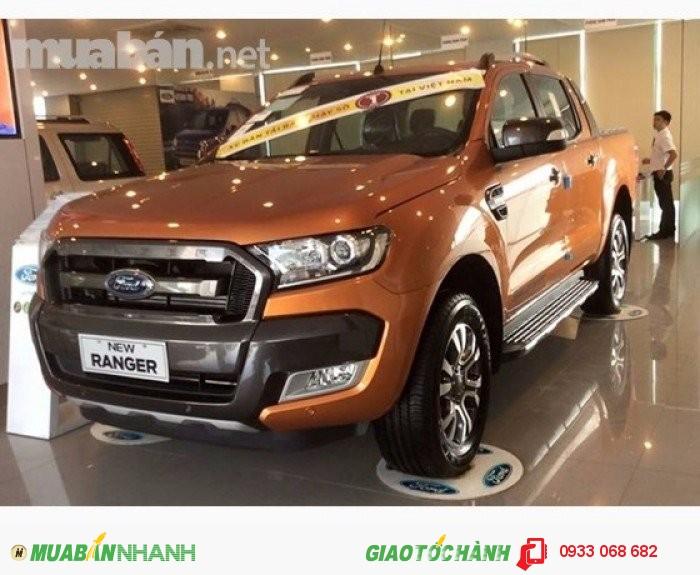 Bán xe Ford Ranger 2016 - Đủ màu giao ngay giá tốt nhất Sài Gòn