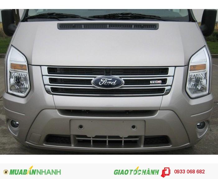 Ford Transit 2016 - Xe giao ngay, đủ màu, giá tốt nhất Sài Gòn