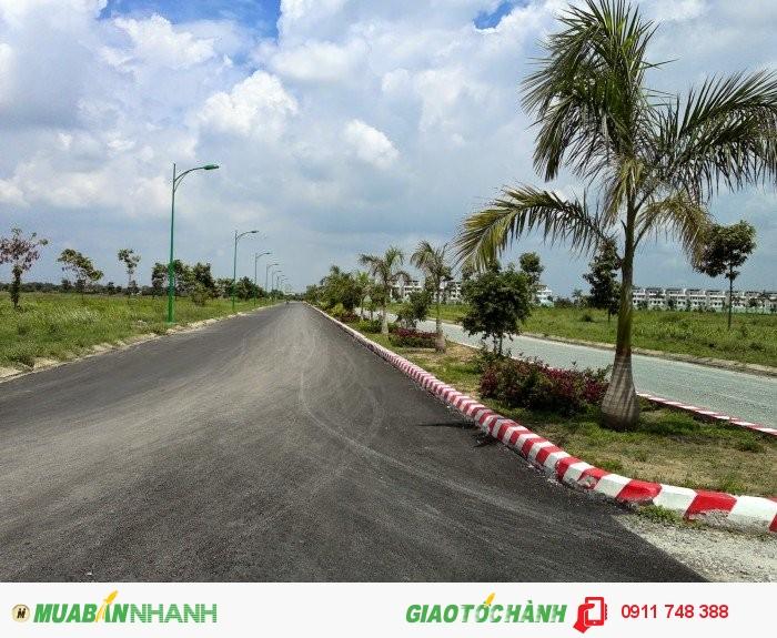 Đất nền biệt thự vị trí đắc địa Khu nam Sài Gòn.Giá chỉ  6 tr/m2.