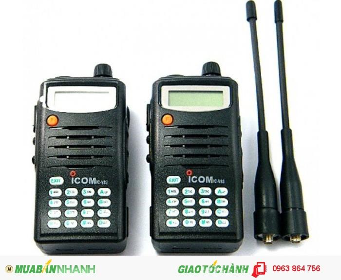 Bộ đàm Motorola eb369 công nghệ bộ quốc phòng mỹ