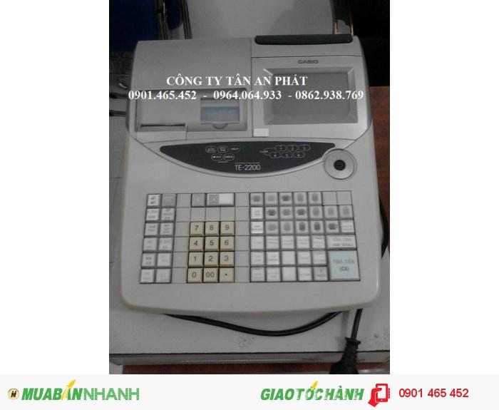 Máy tính tiền Thanh lý cho Quán Cafe có két đựng tiền1