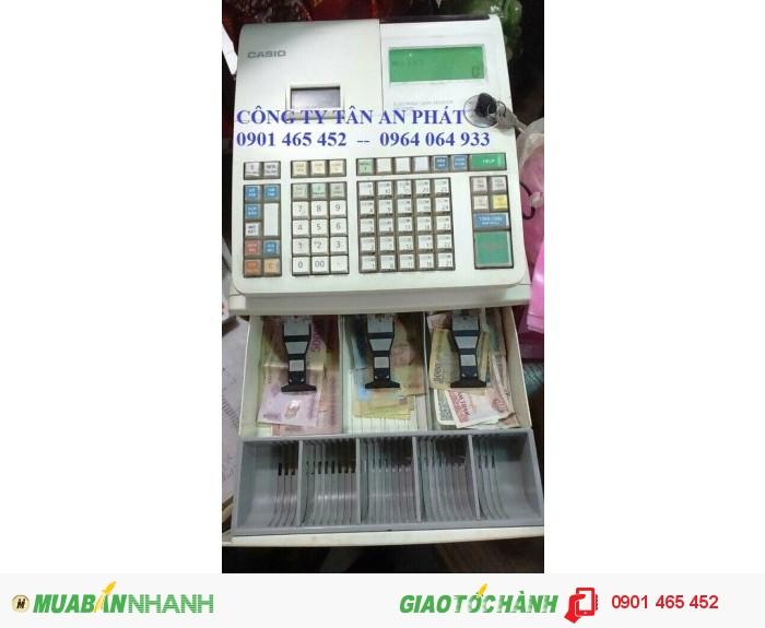 Máy tính tiền Thanh lý cho Quán Cafe có két đựng tiền3
