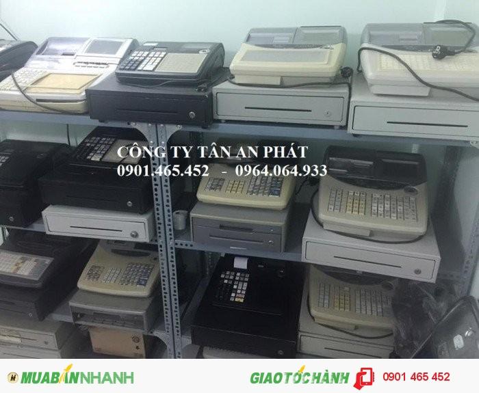 Máy tính tiền Thanh lý cho Quán Cafe có két đựng tiền4