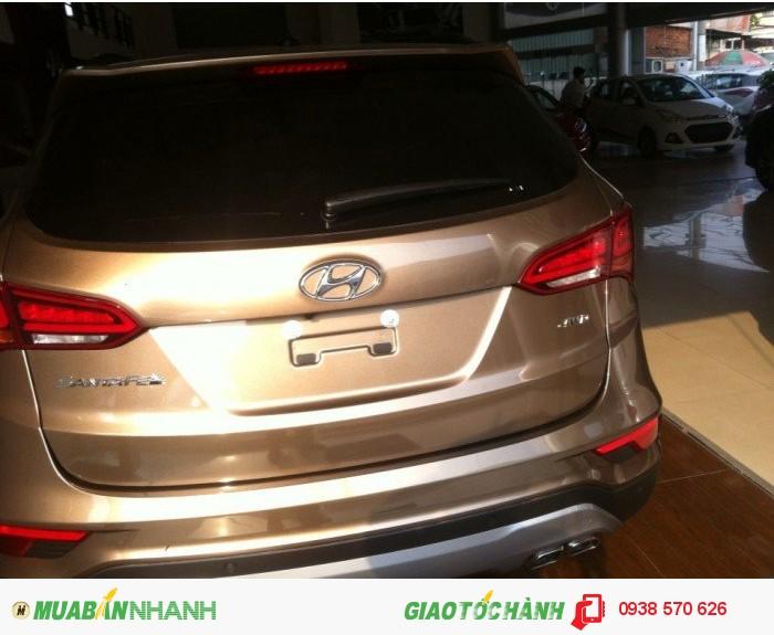 Hyundai Santafe 2o16  fulll-Hoàn toàn mới