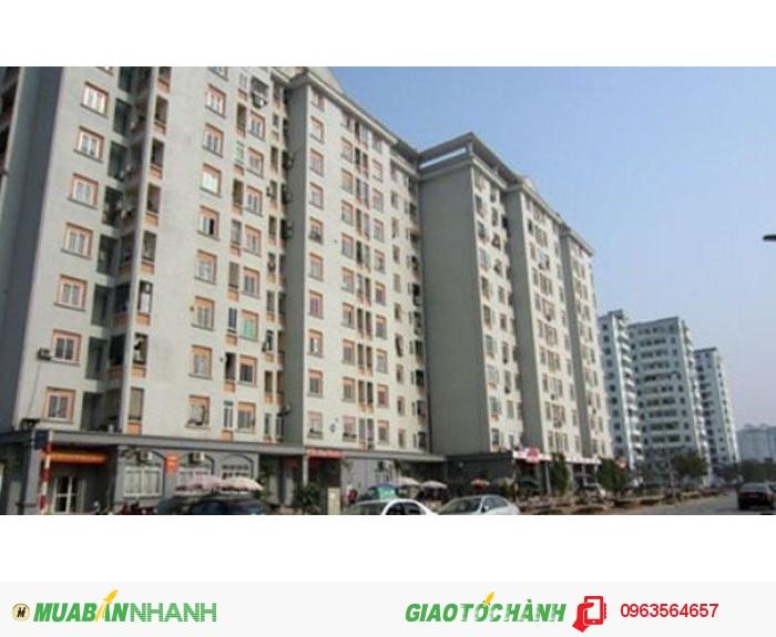 Chính chủ bán căn góc 71m2, 3 ngủ, 2 WC, 2 BC ở B6A Nam Trung Yên giá 25.5tr/m2