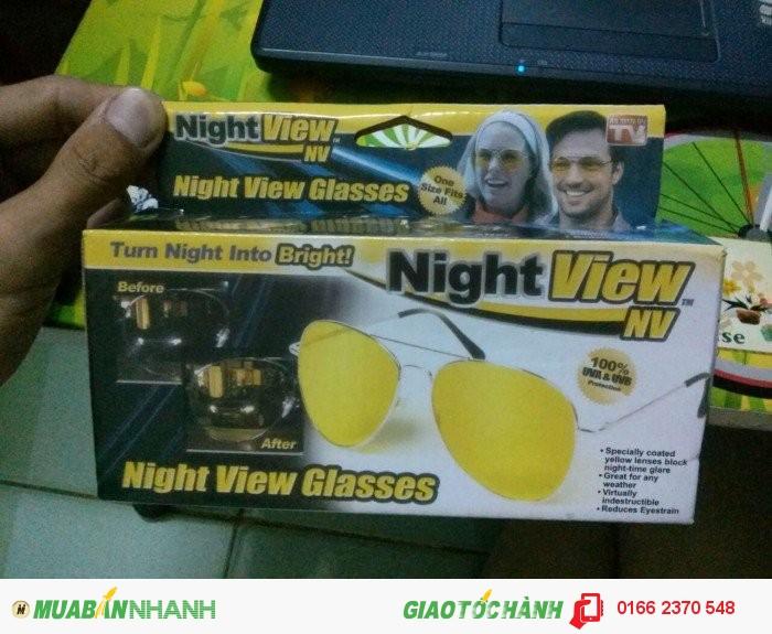 Kính Nhìn Xuyên Đêm Night View Glass 2016 (Mới 100%) - Giá 70k