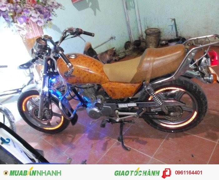 Xe Honda Master