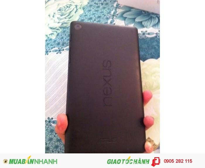 Nexus 7 Gen 2 Ram 2G Wifi Zin Nguyên Hộp Likenew