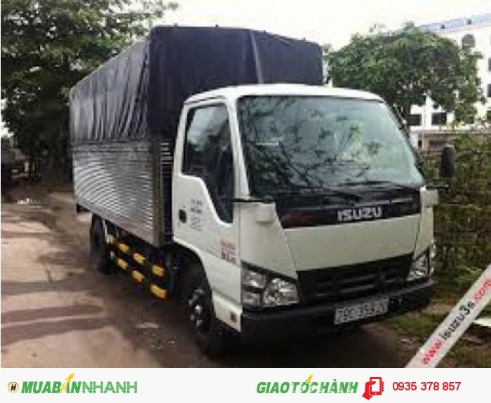 Xe tải isuzu 1,9t kqr55h trả góp giá rẻ
