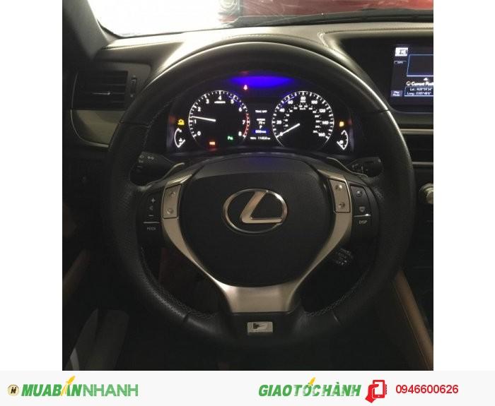 Lexus GS 350 sản xuất năm 2012 Số tự động Động cơ Xăng