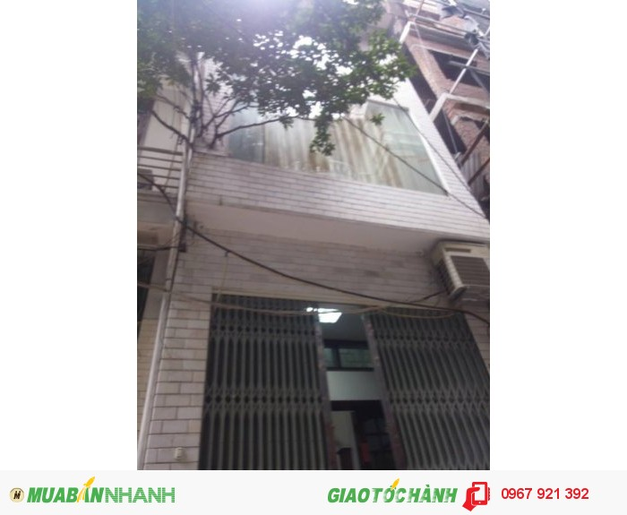 Nhà Trần Phú,Hà Đông 54m2x4 tầng, mt 4m,9.8 tỷ.
