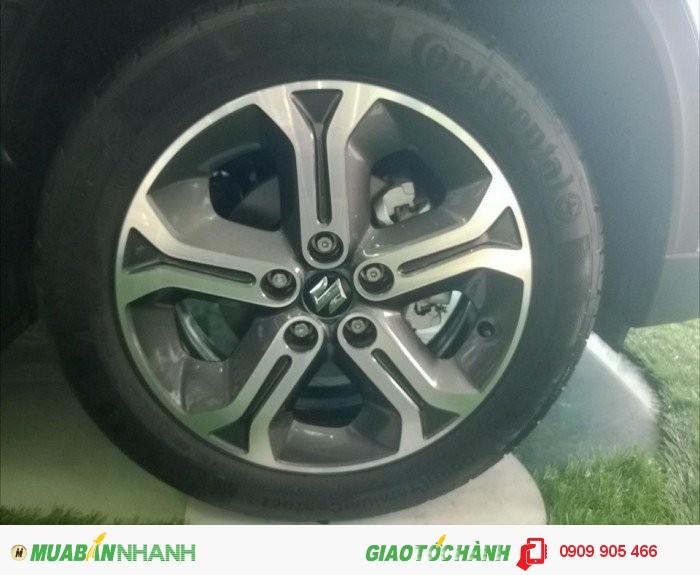 Suzuki Vitara -Trắng ngọc trai -Nhập khẩu Hungari -Có tại SR-Giá 739tr