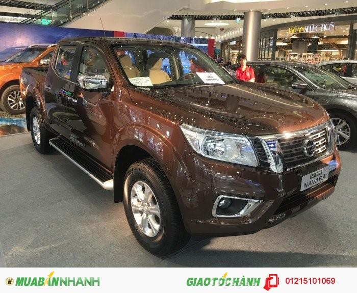 ***Bán*** xe bán tải Nissan Navara EL 2016 giá 649 triệu