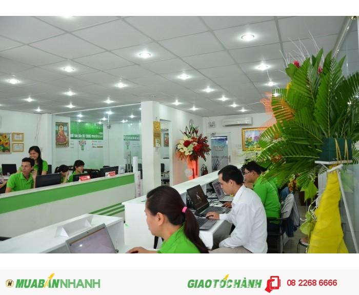 Đến với trung tâm in ấn của In Kỹ Thuật Số tại 365 Lê Quang Định, P.5, Q.Bình...