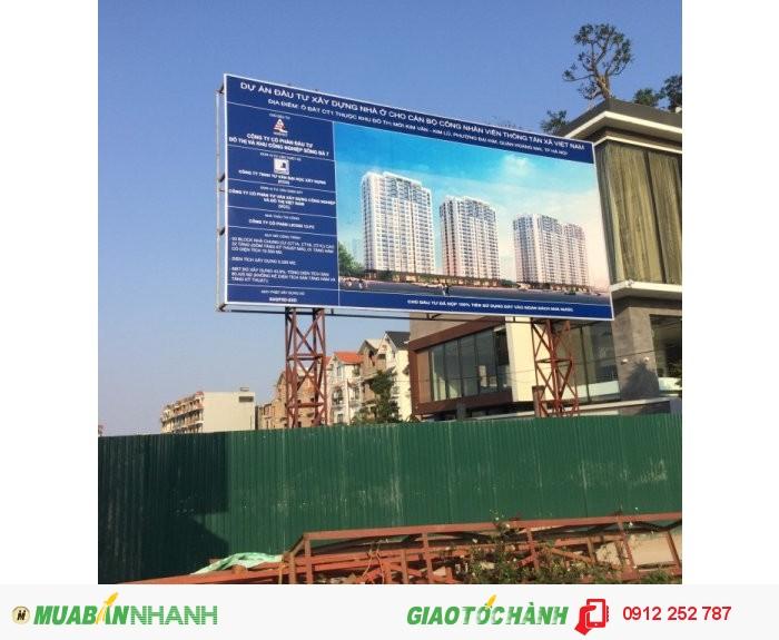 Bán chung cư Thông tấn xã Việt nam