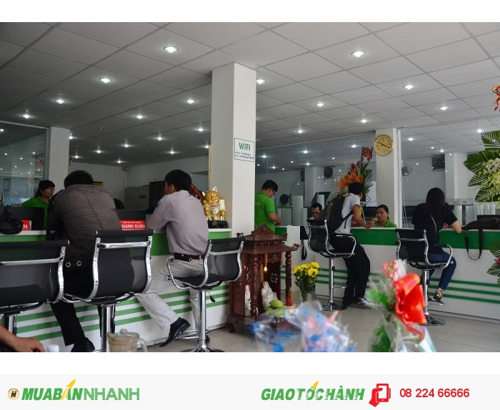 Khách hàng đặt in tại Công ty TNHH In Kỹ Thuật Số - Digital Printing Ltd