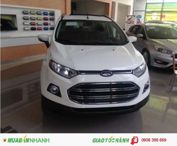 Ford Ecosport 1.5L AT Trend 2016