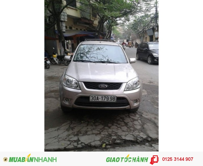 Ford Escape XLS 2.3 AT 2010