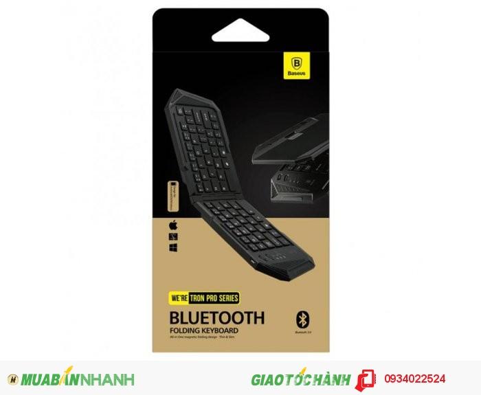 Bàn Phím Bluetooth BASEUS CHÍNH HÃNG
