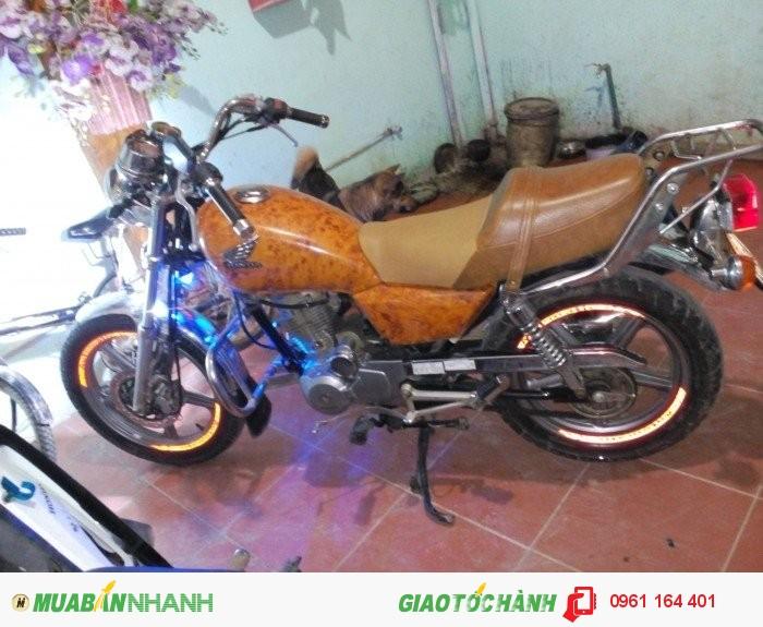 Cần bán xe Honda Master 125cc