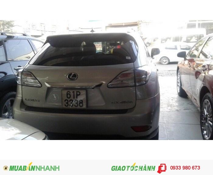Lexus RX 450h- 2010 4