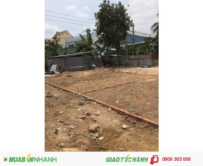 Chính chủ cần bán lô đất số 109 đường Phạm Văn Đồng