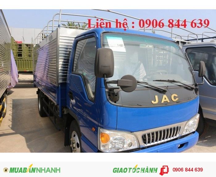 Xe tải Jac 1.5 tấn 2 tấn 2.4 tấn 2.5 tấn công nghệ Isuzu