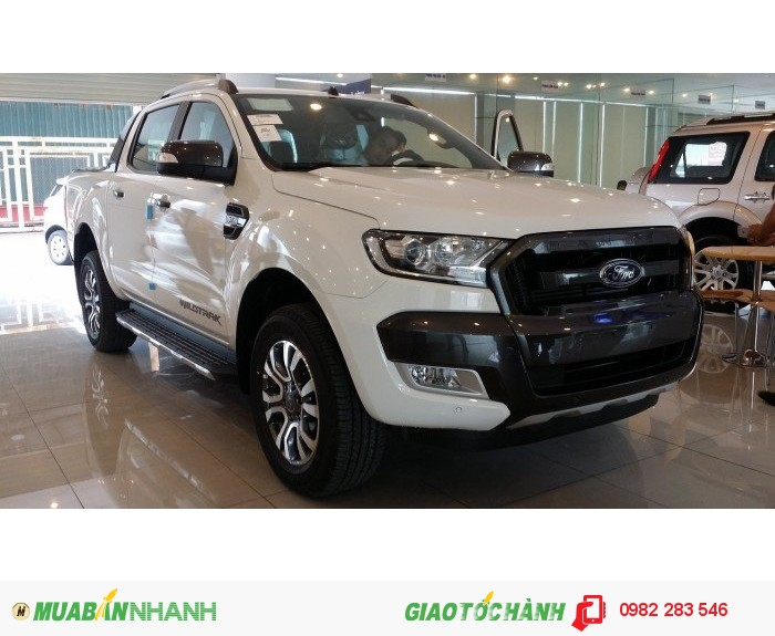 Ford Ranger WildTrak 4x4 AT