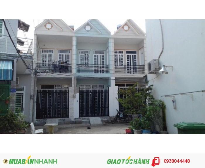 Cần Bán Gấp Nhà 1 Trệt 1 Lầu, 3,4x12m. Đ Lê Văn Lương, Nhà Bè
