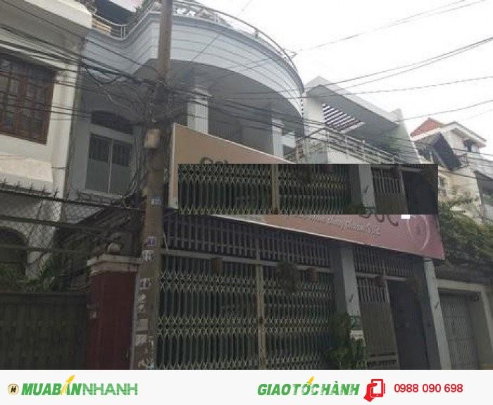 Bán gấp nhà hẽm xe hơi 8m Trường Sơn, phường 2, Tân Bình, Diện tích 7.7x21.2m