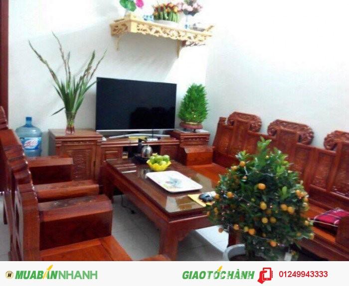 Cho thuê căn hộ 1 ngủ 45m2 nguyên bản và full đồ tại Linh Đàm, giá rẻ nhất.