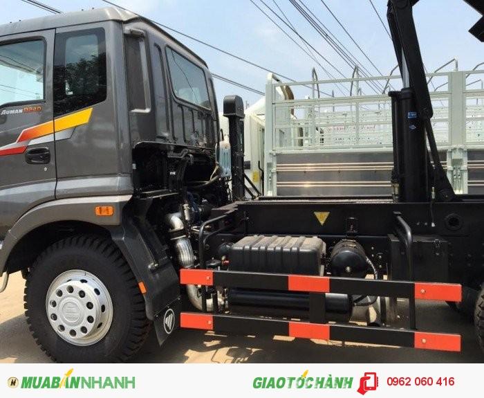 Xe Ben THACO AUMAN 3 giò D240 13T (13 tấn ), xe Ben Trường Hải Tây Ninh và Long An