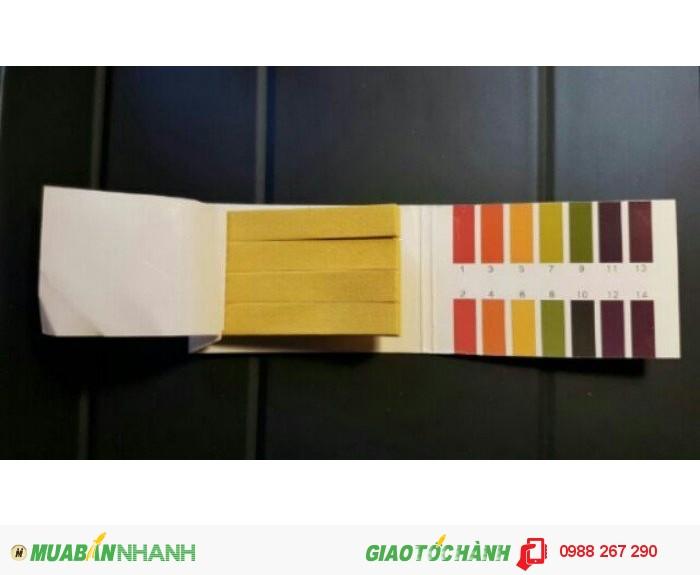 Nơi bán giấy quỳ tím đo dộ pH giá rẻ nhất Hà Nội1