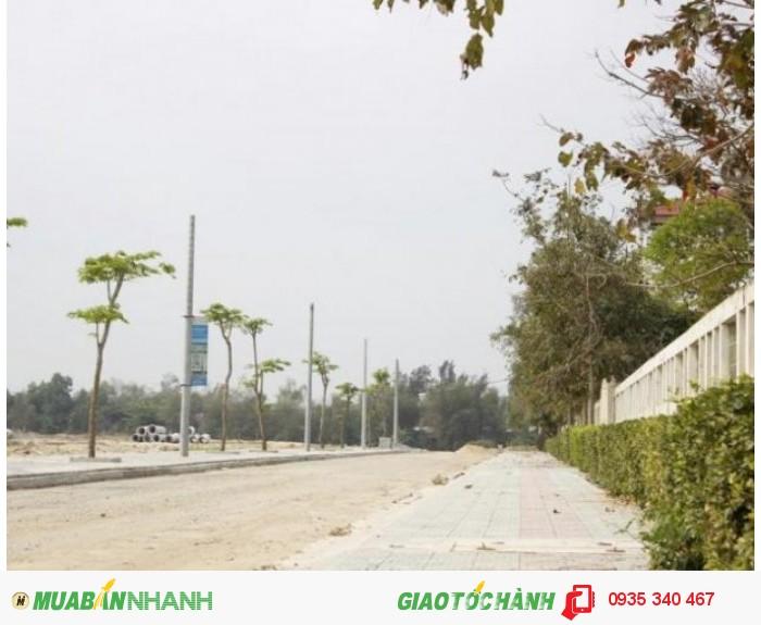 Bán đất dự án Green City đường 27m giá 4,8 triệu/m