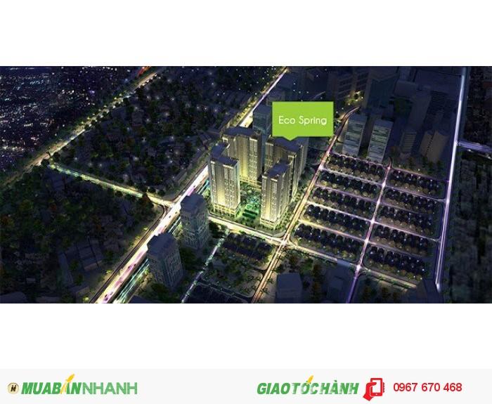 Eco Green City chính thức chào hàng tòa CT1